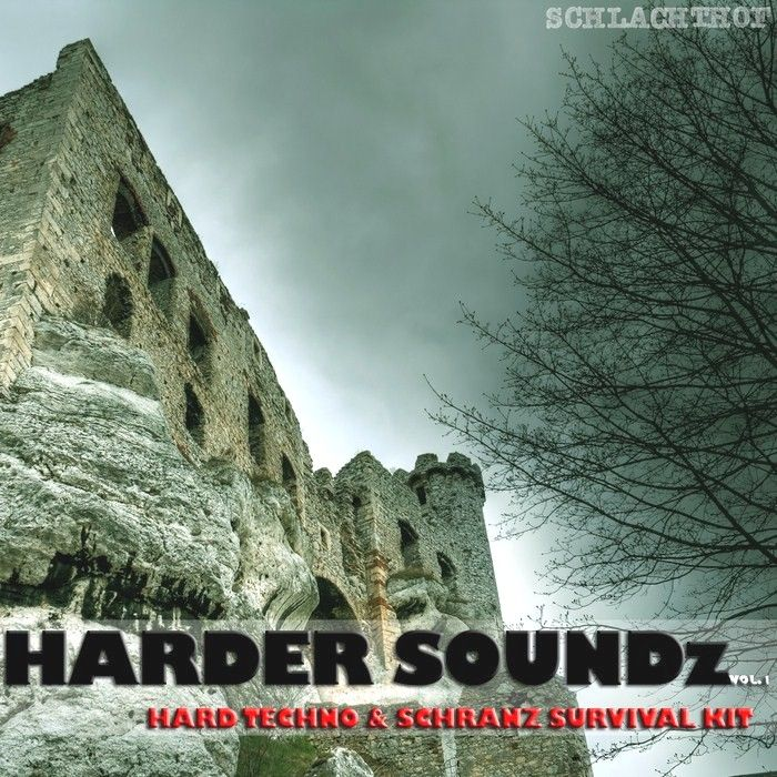 Harder Soundz Vol 1