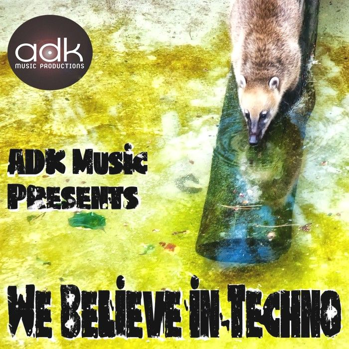 We Believe In Techno