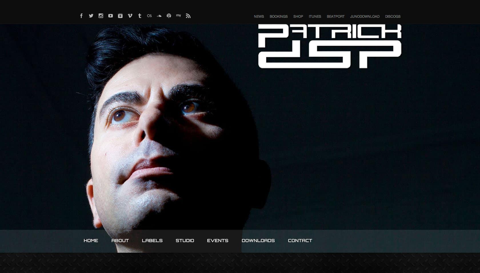 DSP 2014 Website